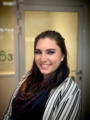 Portrait de Melissa B